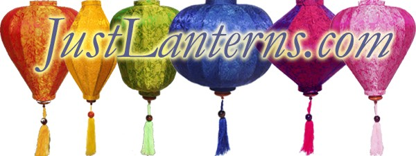 Asian Lanterns: Vietnamese, Chinese and Oriental Silk Lanterns/Lamp Gallery